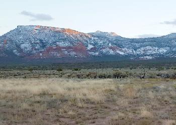 uranium mine site