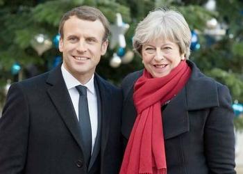 Macron, May