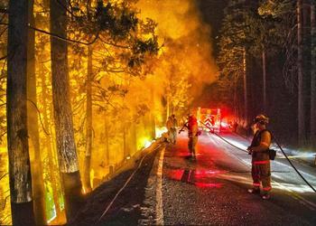 Ferguson Fire