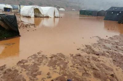 flood Syria