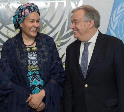 UN officials