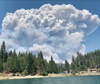 Creek Fire