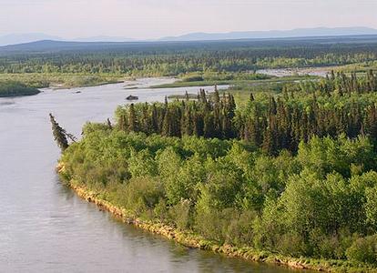 Alaska rivers