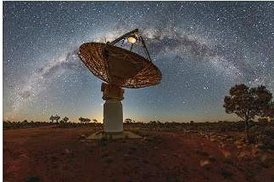 Australian telescope maps three million galaxies in just 300 hours